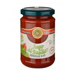 Tomatensaus met basilicum...