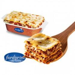 Lasagne caserecce con carne...