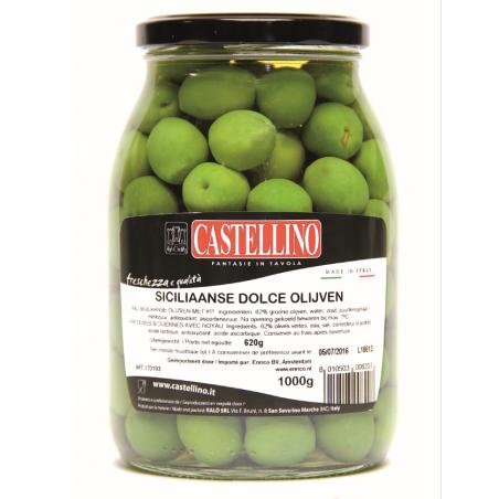 Olive nere snocciolate (ontpit)