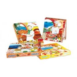 Pizzabox VEG - 360x360x40-