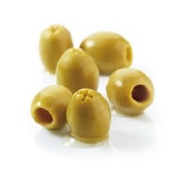 Olive verde snoccilate...