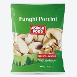 Funghi porcini lamelle 1kg