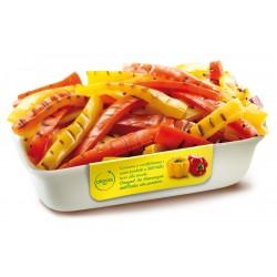 Peperoni stick grigliate