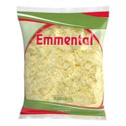 Emmental 1kg - Kaasbrik -